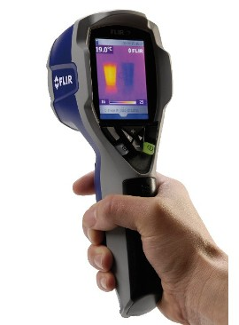 Marine surveyor infrared thermal imaging West Palm Beach, Florida Certified Thermographer